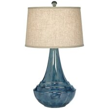 "Sublime 30"" H Table Lamp with Empire Shade"