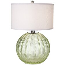 "PCL Urchin 26"" H Table Lamp with Drum Shade"
