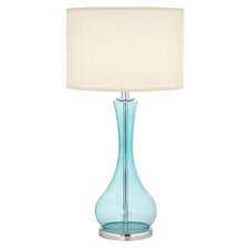 Vineyard 31'' H Table Lamp with Drum Shade