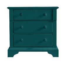 Coastal Living Retreat 3 Drawer Bachelor's Chest
