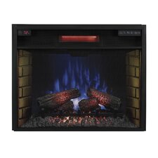 Infrared Insert Electric Fireplace