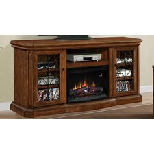 Beauregard TV Stand with Fireplace
