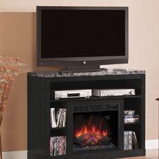 Adams Media Fireplace Mantel