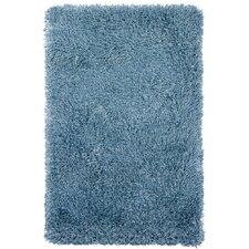 Duke Blue Solid Area Rug