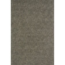 Crossloop Charcoal Rug