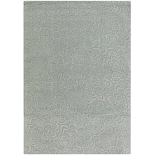 Jaipur Hand Tufted Rectangle Transitional Gray Area Rug