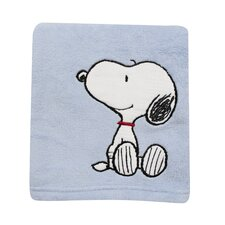 Hip Hop Snoopy Blanket