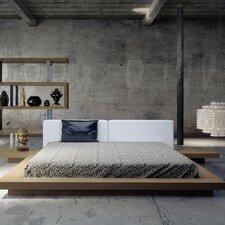 Worth Upholstered Platform Bed