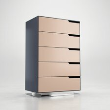 Park Tallboy 5 Drawer Dresser