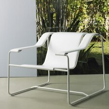 Frederick Leather Lounge Chair