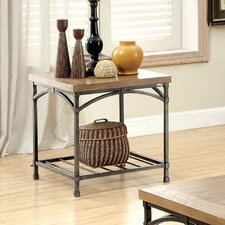 Missone End Table