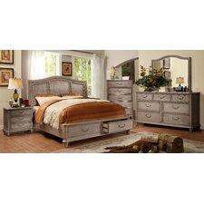 Villefort Storage Panel Customizable Bedroom Set