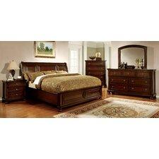 Palma Platform Customizable Bedroom Set