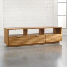 Soft Modern TV Stand