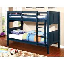 Spectrum Twin Over Twin Bunk Bed