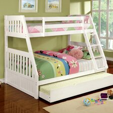 Caitlyn Twin Over Full Standard Bunk Bed