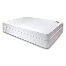 "Caprice 8"" Memory Foam Plush Mattress"