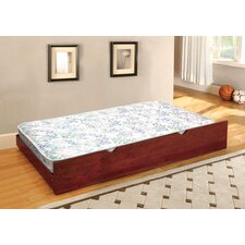 """Lena 6"""" Quilted Trundle Plush Mattress"""