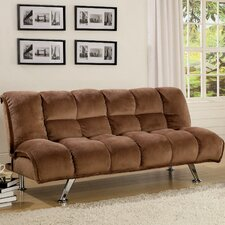 Jopelli Flannel Convertible Sleeper Sofa
