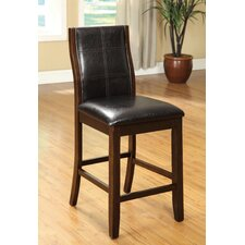 Dark Dutch Counter Height Side Chair (Set of 2)