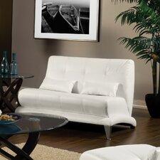 Sewell Leatherette Sofa