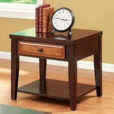 Squanto End Table