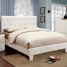 Frazina Upholstered Panel Bed