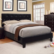 Frazina Upholstered Panel Bed