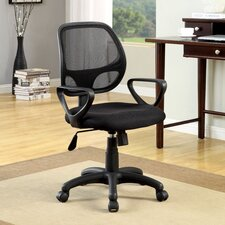 Delta High-Back Mesh Conference Chair with Arms