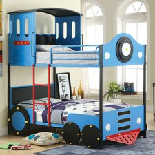 Tripton Twin Over Twin Bunk Bed