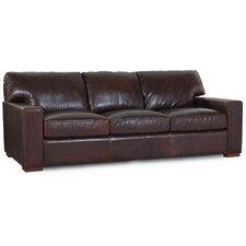 Grandeur Brussels Grain Leather Sofa