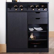 Pomona 7 Bottle Wine Cabinet