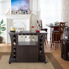 Cordelia Contemporary 12 Bottle Wine Cabinet
