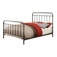 Julian Metal Panel Bed