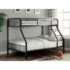 Marlin Twin Over Full Metal Bunk Bed