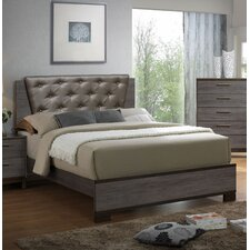Benito Tufted Panel Bed
