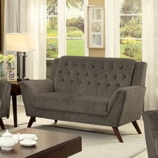 Donelly Deep Tufted Loveseat