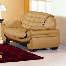 Westminster Leather Loveseat