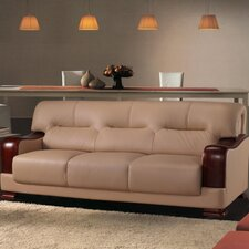 Tourmaline Leather Sofa