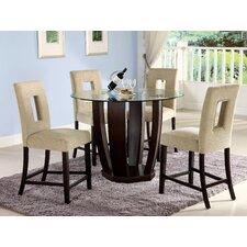 Catina 5 Piece Counter Height Dining Set