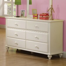 Kylie 6-Drawer Dresser