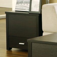 Voss Storage Trunk Style End Table