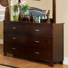 Vandenberg 6 Drawer Dresser