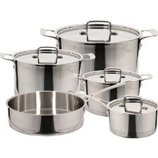 Inoxia Stainless Steel 9 Piece Cookware Set