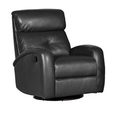 Motion Occasional Armchair Bonded Leather Recliner