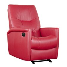 Bonded Leather Occasional Electric Recliner