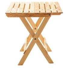 Ridge Folding Side Table