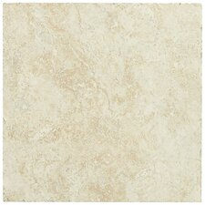 "Piazza 6.5"" x 6.5"" Porcelain Field Tile in Ivory"