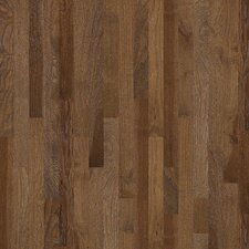 "Monte Rosa 3-1/4"" Solid Hickory Hardwood Flooring in Bison"
