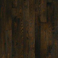 "Montgomery 5"" Solid Oak Hardwood Flooring in Roan Brown"